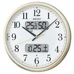 セイコークロック セイコー 電波掛時計 KX384Sの詳細ページへ