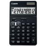 キヤノン電卓 KS-1220TU-BKの詳細ページへ