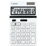 キヤノン電卓 KS-1220TU-WHの詳細ページへ