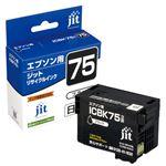 ジット リサイクルインクJIT-AE75Bブラックの詳細ページへ