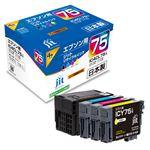 ジット リサイクルインクJIT-AE754P 4色の詳細ページへ