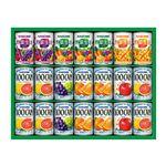 カゴメ フルーツ+野菜飲料ギフト 566-03Bの詳細ページへ