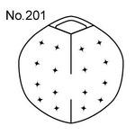 【2個入】フラワーバスケット用取替えウレタン 【No.112丸型用】 日本製 〔園芸 ガーデニング用品〕の詳細ページへ