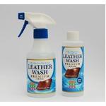 レザーウォッシュ PREMIUM スプレー300ml+補充用原液200ml 各1本セット 皮革洗剤 柔軟仕上剤の詳細ページへ