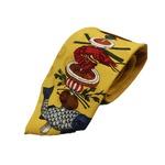 イタリア ミラノ FORNASETTI フォルナセッティ 手縫い仕立て イエロー バーベキューの詳細ページへ