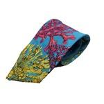 イタリア ミラノ FORNASETTI フォルナセッティ 手縫い仕立て ブルー 磯の詳細ページへ