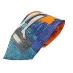 イタリア ミラノ FORNASETTI フォルナセッティ 手縫い仕立て オレンジ 女神の詳細ページへ