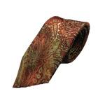 希少生地使用 グランネクタイ Clarkプレミアム 手縫い仕立て 西陣ネクタイ ほぐし染めブラウンの詳細ページへ