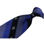G FRERE 手縫いネクタイ クレスト ブルーの詳細ページへ