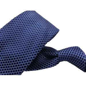 Gian Bellini milano イタリアファクトリーネクタイ ブルー