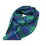 新作 英国製 Made in Scotland カシミヤ100%ストール Buffalo Checkの詳細ページへ