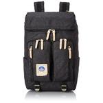 GERRY ダブルポケットパックパック GE1302 ブラック