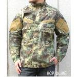3Dステレスオペレーターリップストップジャケット オリーブ Lの詳細ページへ