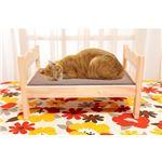 ペット用木製ベッド 1個の詳細ページへ