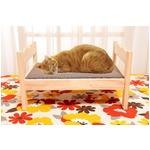 ペット用木製ベッド 2個組の詳細ページへ