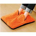 ホットマルチヒーター/暖房器具 【オレンジ】 無段階温度調節 ダニ退治機能・室温センサー付き 洗えるカバー 日本製の詳細ページへ