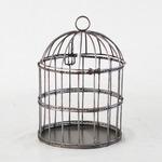カルチベーター ナチュラルワイヤー 鳥かご M φ12cm 2個入りの詳細ページへ