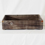 カルチベーター アンティークブラウン ウッド 苗箱LL 56cmの詳細ページへ