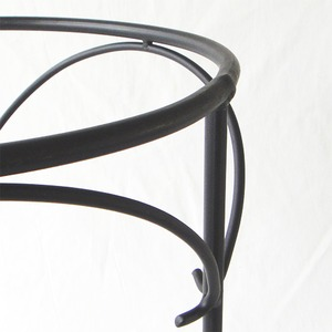 極太アイアンスタンドB φ33×45H /12号(φ36)鉢用