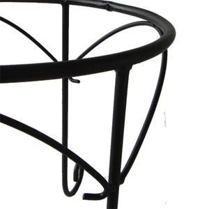 極太アイアンスタンド φ40x45H /15号(φ45)鉢用