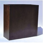 木目調樹脂製鉢カバー MOKU プランターボックス H100cmの詳細ページへ