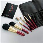 熊野化粧筆 ブラシ専用ケース付 KFi-R156の詳細ページへ