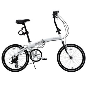 WACHSEN(ヴァクセン) 20インチアルミ折畳自転車 BA-101