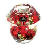 ドリームライト キャンドルホルダー クリスマスベリーズ ノーブレス CDD5317 レッドの詳細ページへ