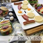 PRINCESS Table Grill Pure (テーブルグリルピュア)(ホットプレート)の詳細ページへ