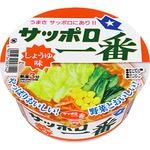 サッポロ一番 しょうゆ味どんぶり 12食分×3ケース(計36食)の詳細ページへ