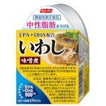 EPA・DHA配合 いわし味噌煮72缶の詳細ページへ