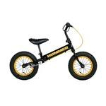 幼児用自転車/ペダル無し自転車 12インチ/イエロー(黄) 重さ4.7kg 専用スタンド付き 【HUMMER】 ハマー TRAINEE Bikeの詳細ページへ