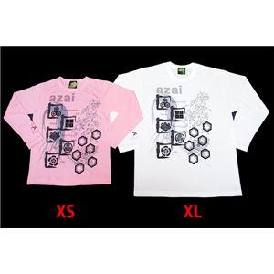 浅井家 長Tシャツ LW Ladies L 白