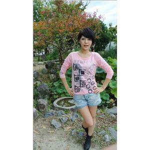 浅井家 長Tシャツ LW Ladies M ピンク
