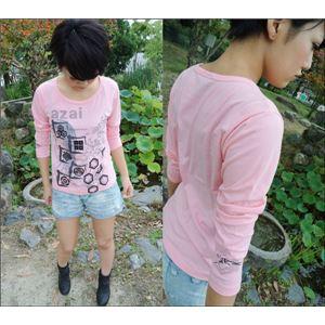浅井家 長Tシャツ LW XL ピンク