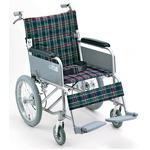 ハンドブレーキ付アルミ製介護車(背折れタイプ)の詳細ページへ