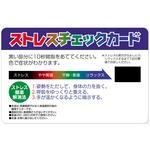 ストレスチェックカード・SC2 【100枚セット】 の詳細ページへ