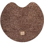 オカトー ファミーユ ベアー トイレマット BR ブラウン 55×60cmの詳細ページへ