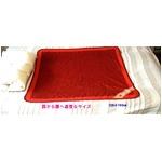 マイナスイオン 快眠ぐっすりシート 100×100cm 日本製の詳細ページへ