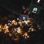 ソーラー充電式ガーランドライト Home's(ホームズ)の詳細ページへ
