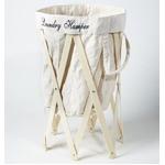 Laundry Hamper(ランドリーハンパー) アイボリー×ナチュラルの詳細ページへ