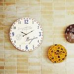 モチーフクロック townシリーズ/壁掛け時計 【LLサイズ/パリ】 直径60cmの詳細ページへ