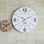 モチーフクロック townシリーズ/壁掛け時計 【LLサイズ/ヘルシンキ】 直径60cmの詳細ページへ