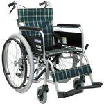 カワムラサイクル 車いすKA102SB-40 (A9:緑) 【非課税】の詳細ページへ