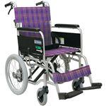 カワムラサイクル 車いすKA402SB-40 (A11:紫) 【非課税】の詳細ページへ