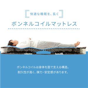 ポケットコイルマットレス セミシングル SS 両面仕様 『 フィットスリーパー -理想的な寝姿勢をサポート-』 アイボリー 【1年保証】