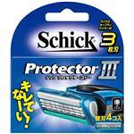シック(Schick) プロテクタースリー替刃(4コ入) × 12 点セット