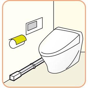 窓下ヒーター/結露防止ヒーター 【150cm】 転倒感知 温度過昇防止機能 切り忘れ防止機能付き