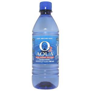 O2アクア(12倍酸素水)500ml*24本