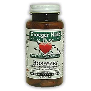 Kroeger Herb ローズマリーエキス